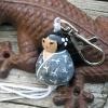 Porte-clefs et bijoux de sac 3 cm