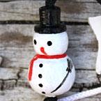 Lillipuce bonhomme de neige