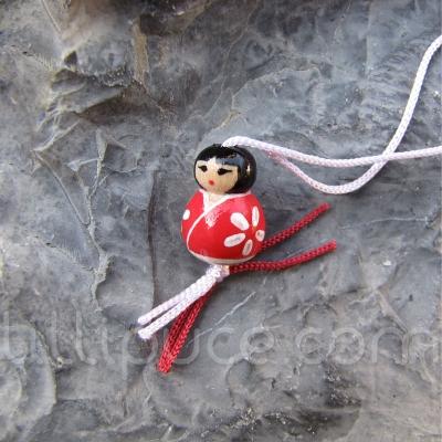 Lillipuce kokeshi étoiles
