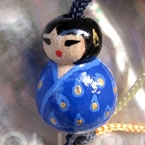 Lillipuce kokeshi pluie d'or